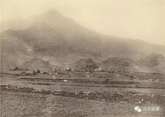 1941年的金陵全景