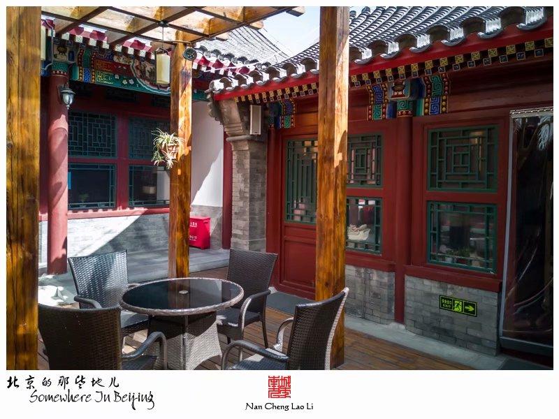 复建后的林白水故居和基本和原来一样,为两进四合院,坐北朝南。